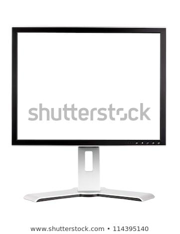 Tft monitor textura Foto stock © experimental