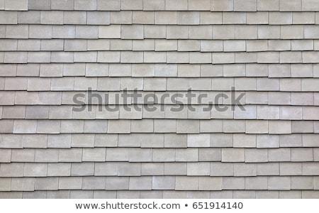 eski · gri · çatı · arka · plan - stok fotoğraf © latent