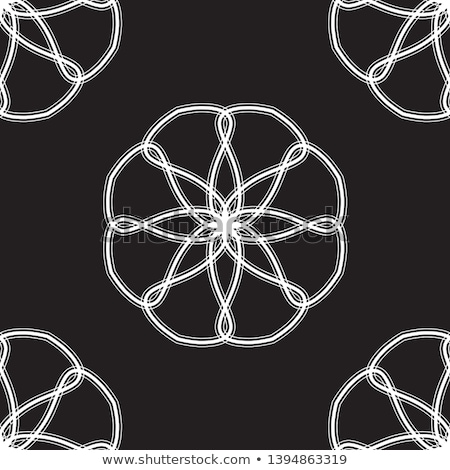 snow flake medallion 8 Stock photo © robertosch