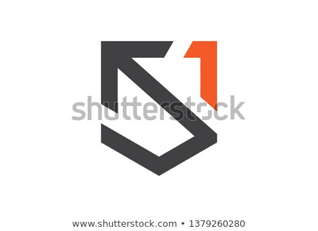 arany · embléma · színes · pajzs · izolált · fehér - stock fotó © cteconsulting