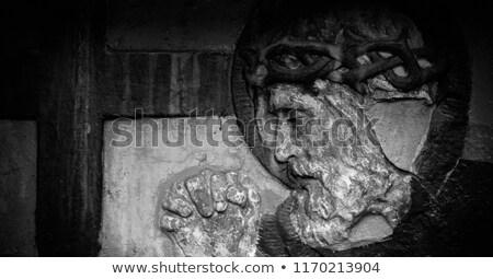 igreja · basílica · agonia · romano · católico - foto stock © eldadcarin