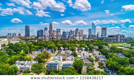 Stock photo: Charlotte, North Carolina.