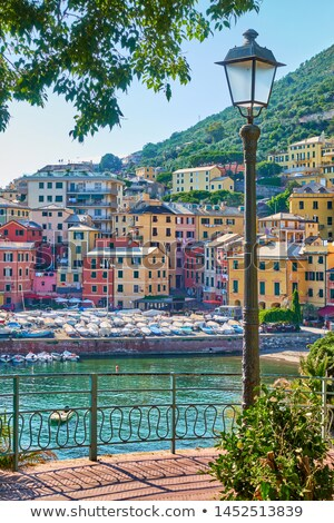 Genova Nervi, Italy Stock photo © Antonio-S