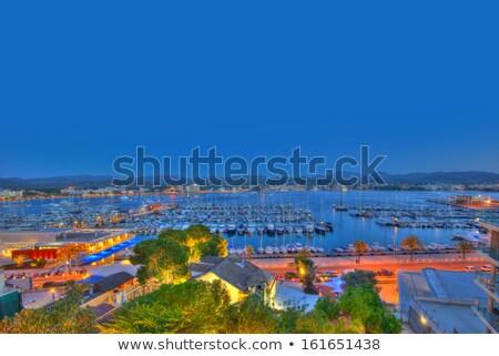 Ibiza San Antonio Abad Sant Antonio de Portmany marina Stock photo © lunamarina