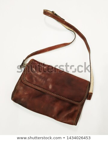 Old woman with a purse Stock photo © photography33