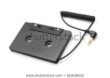 adapter cassete Stock photo © FOKA