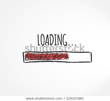 Loading bar conceptual image Stock photo © stevanovicigor