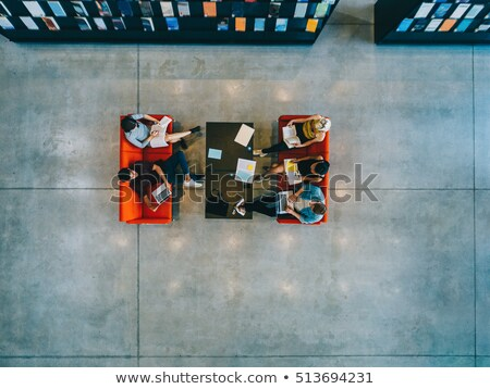 the view of library stock photo © zzve