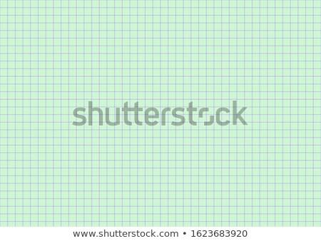 vektör · notepad · şablon · dikey · ayrıntılı · can - stok fotoğraf © iunewind