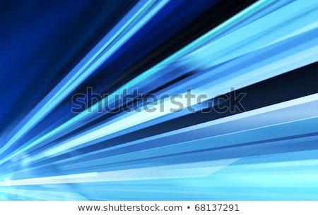 futuristic background like tunnel stock photo © ssuaphoto