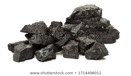 stack of black coal  Stock photo © mady70