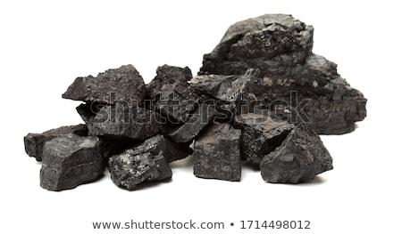 stack of black coal stock photo © mady70