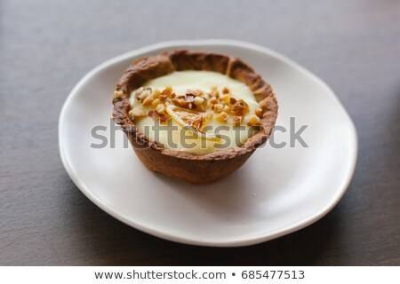 Delicious small fancy cakes Stock photo © amok