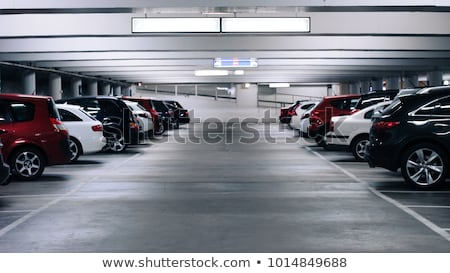 métro · parking · garage · intérieur · Shopping · centre - photo stock © blasbike