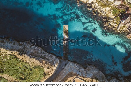 Popeye Village, Anchor Bay, Malta  Stock photo © Digifoodstock