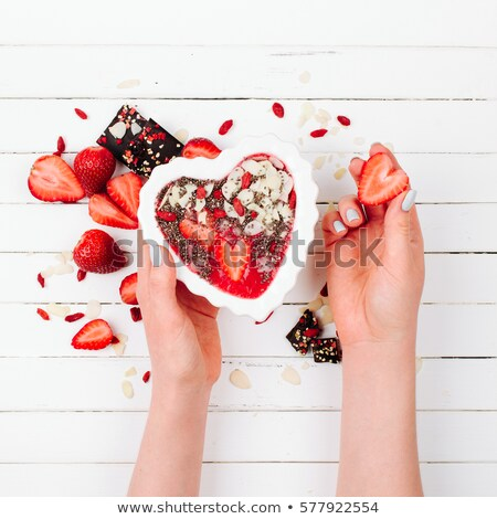 Chia with Love Stock photo © FOTOYOU