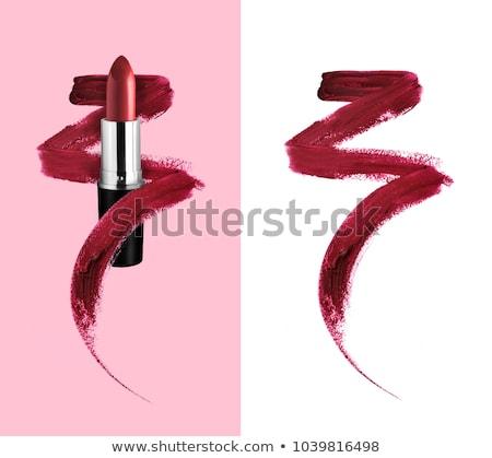 Collection of lipsticks Stock photo © neirfy