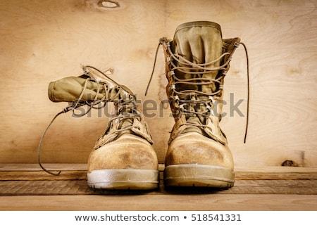 old military equipment stock photo © avq