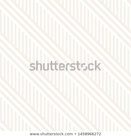Równolegle wektora bezszwowy monochromatyczny wzór Zdjęcia stock © Samolevsky