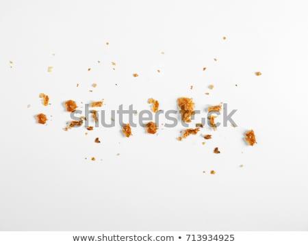 Dried bread crumbs Stock photo © Digifoodstock
