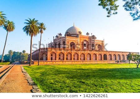 Humayun Tomb, India Stock photo © dmitry_rukhlenko
