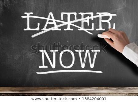 dışarı · başarısız · oldu · yazı · tahta · arka · plan · kavram - stok fotoğraf © latent