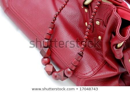 Genç kadın kibir durum el moda Stok fotoğraf © photography33
