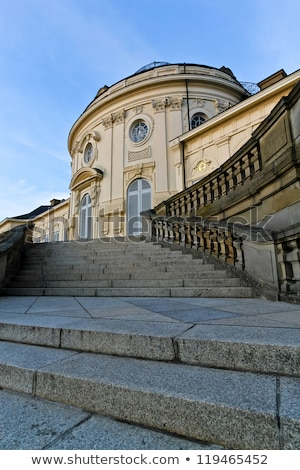 Stock photo: Palace of the Solitude in Stuttgart, Germany