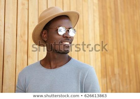 Man wearing shades stock photo © photography33