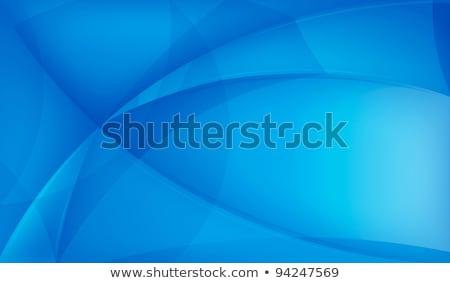 Abstract Blauw draaikolk eps bestand water Stockfoto © dvarg