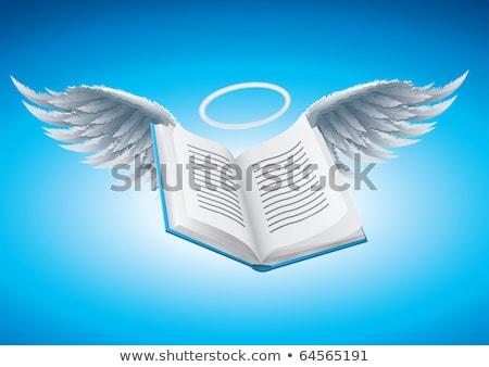 Word deadly in the book Stock photo © stevanovicigor