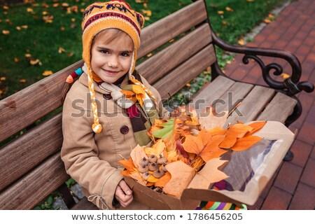 Charakter nikt close-up pionowy Zdjęcia stock © MKucova