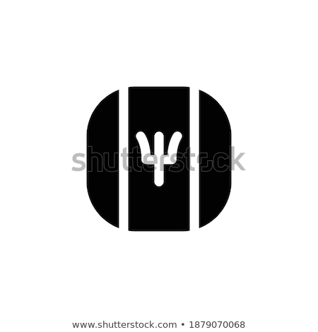 Bouton symbole Barbade pavillon carte blanche Photo stock © mayboro1964