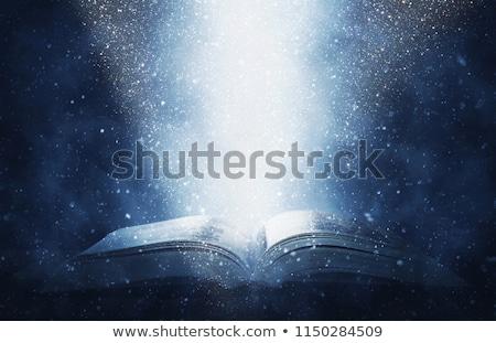 Ancient prayer book Stock photo © inoj