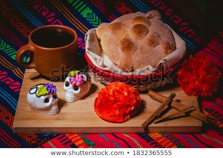 pan · panadería · producto · aislado · pan · blanco · productos - foto stock © ozaiachin