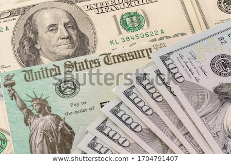 100 us dollar banknotes stock photo © zhekos