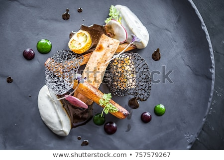 Gourmet Course Stock photo © fatalsweets