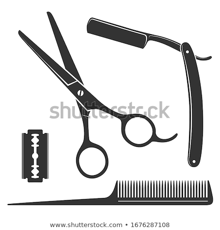 razor blades stock photo © pokerman