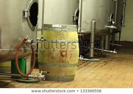 Groot Constantia Wine Cellar Stock photo © zambezi