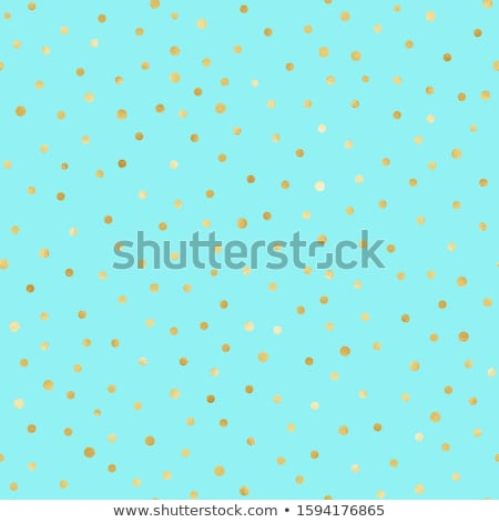 Stock photo: Festive confetti seamless pattern. Modern, geometric repeating texture. Memphis style endless backgr