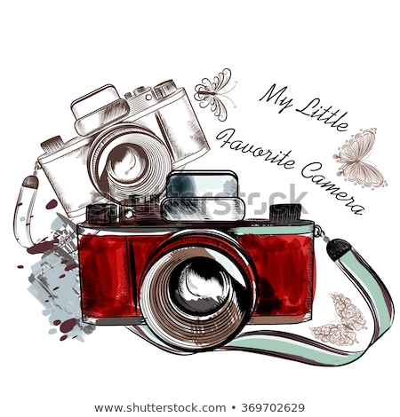 My retro camera. Stock photo © Fisher