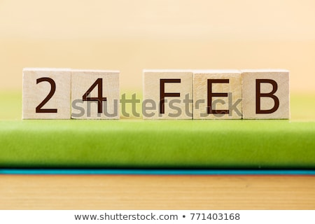 24th February Stock photo © Oakozhan