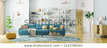 Furniture for hall. Stock photo © biv