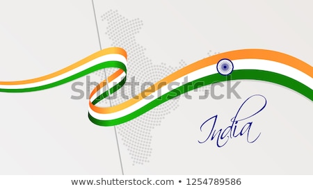 indian election concept poster design Stock photo © SArts