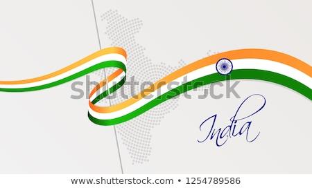 algemeen · verkiezing · poster · ontwerp · vlag · land - stockfoto © sarts