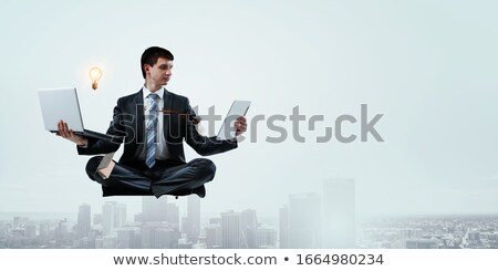Productivity and Success Achievement Strategy Stock photo © robuart