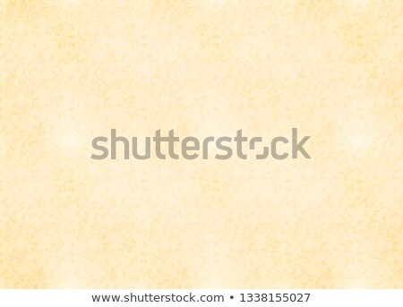 Stock photo: Stained A4 horizontal paper sheet, vector.