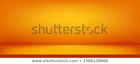 Colorful orange Valentine background Stock photo © Elmiko