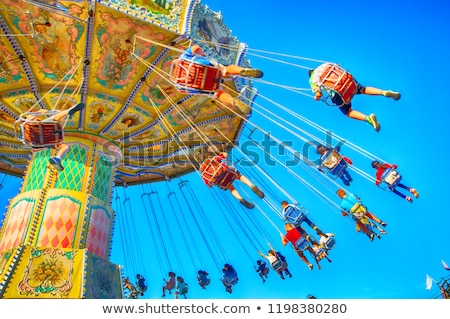 Swing Ride  Stock photo © piedmontphoto