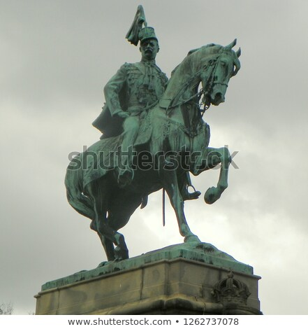 Charles XV of Sweden Stock photo © Stocksnapper